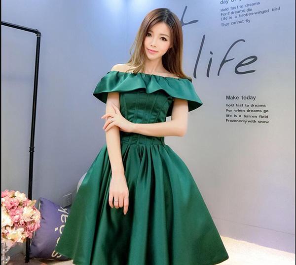 вечернее платье по типу фигуры прямоугольник фото