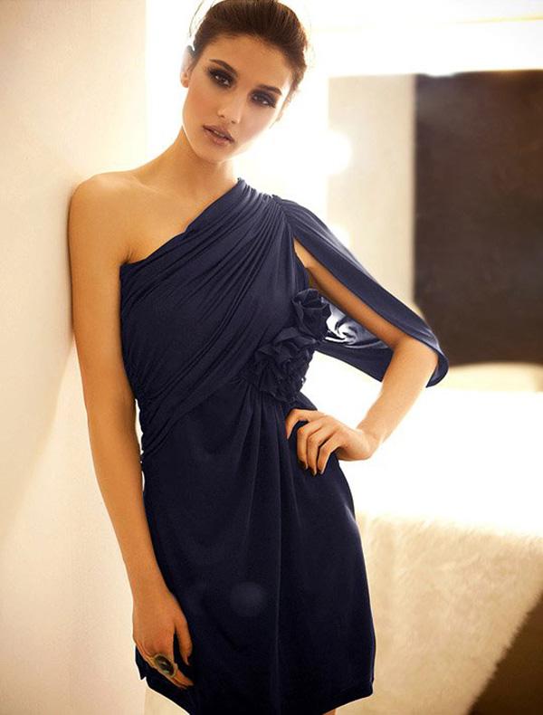вечернее платье по типу фигуры треугольник фото