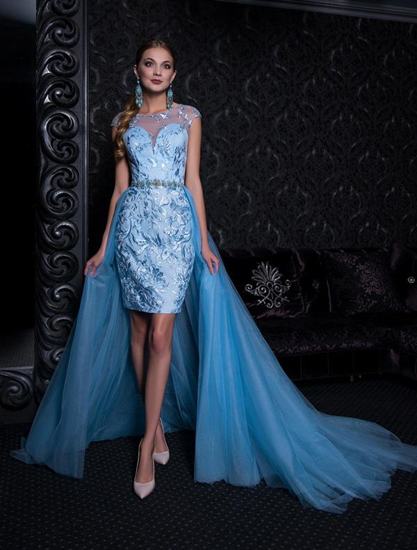 вечернее платье трансформер фото