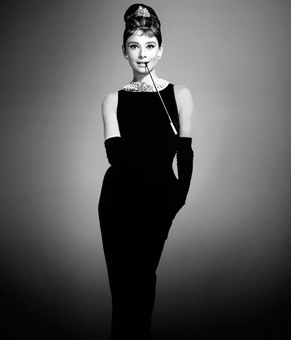 Маленькое черное платье Коко Шанель фото