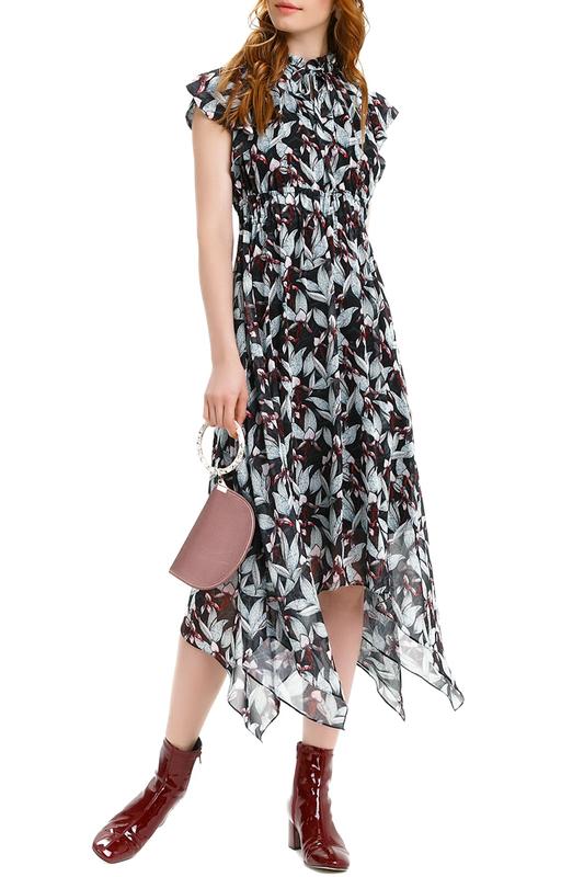 платье годе шифон фото