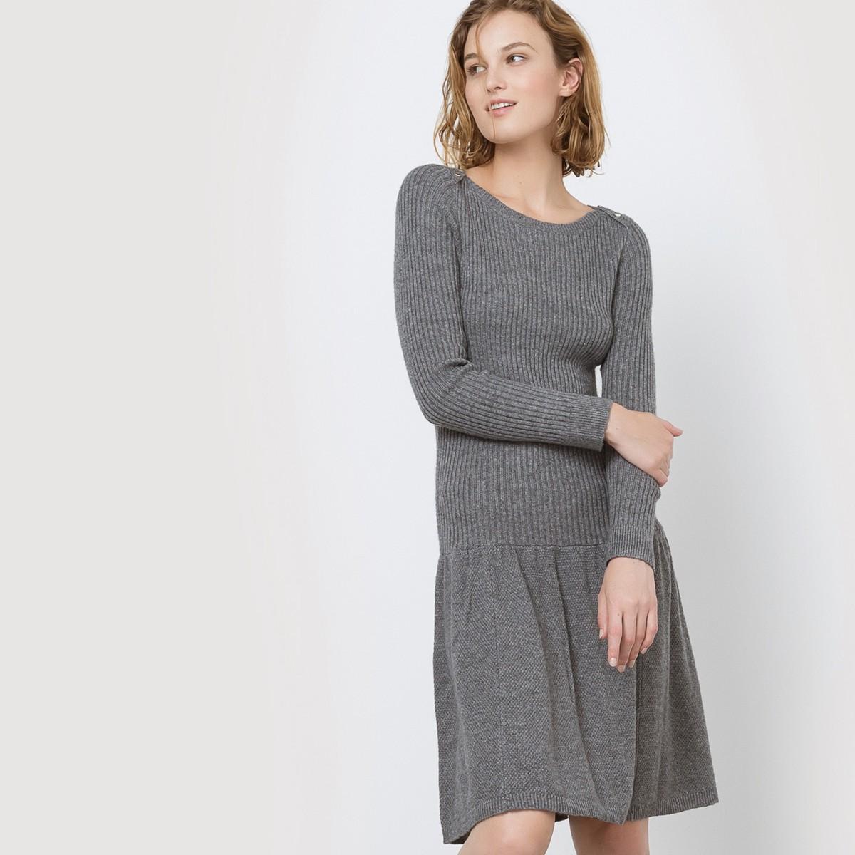 платье годе трикотаж фото