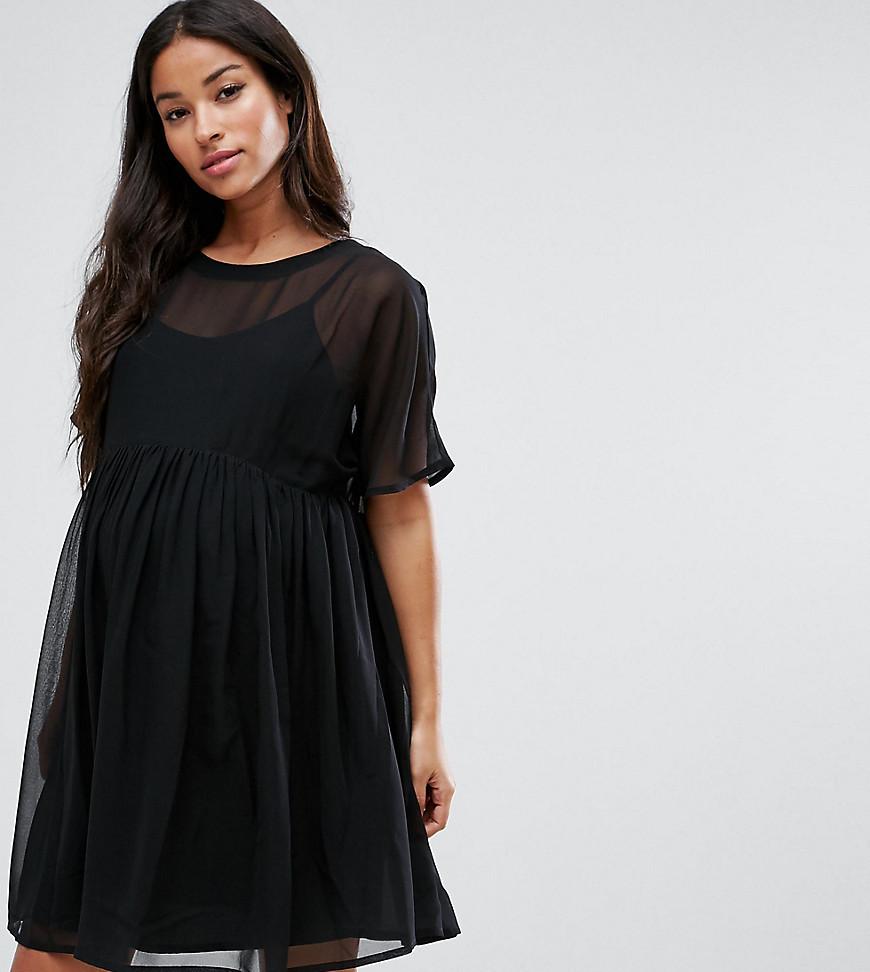 платье свободного кроя на беременных ldjqyjt