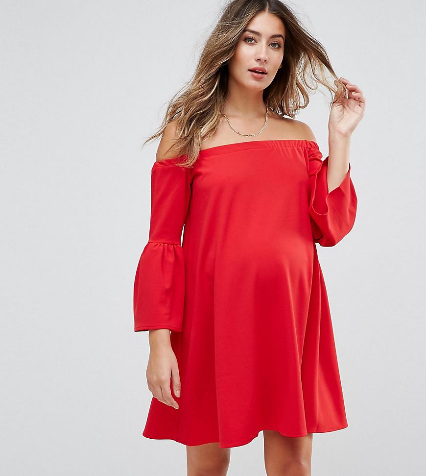 платье свободного кроя на беременных летнее