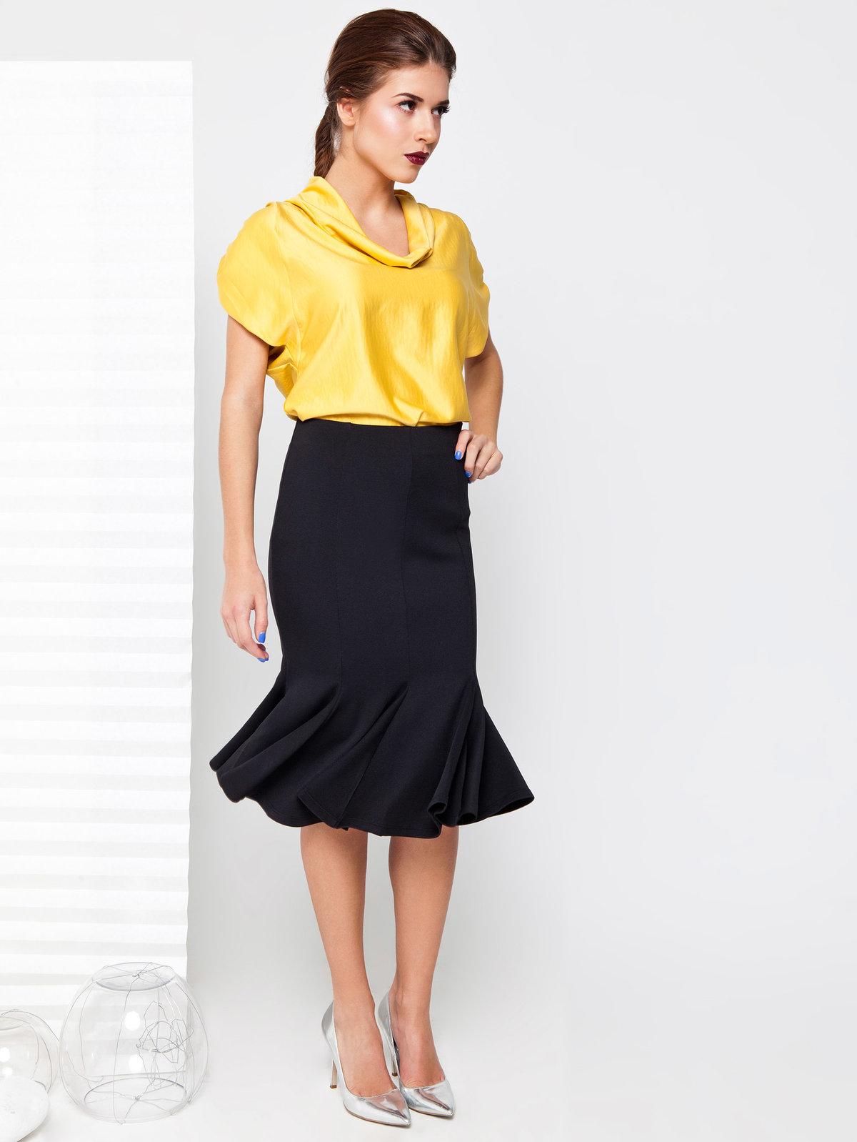 юбка годе с блузой фото