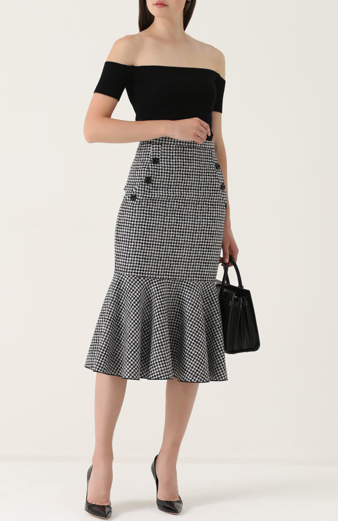 юбка годе с топом фото