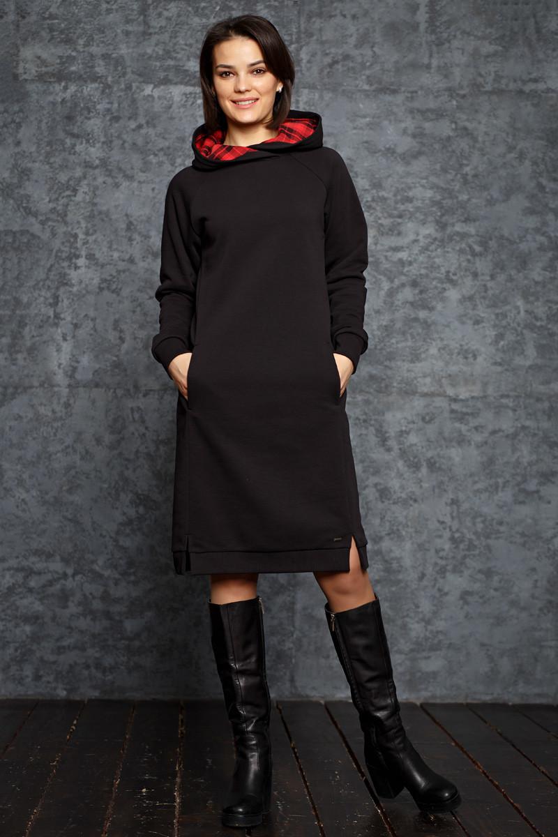 платье с кокеткой хомут