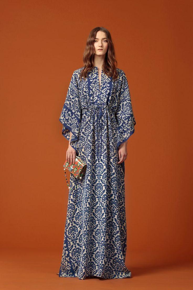 длинное платье в стиле бохо фото