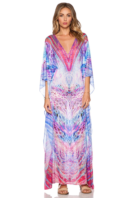 длинное платье восточного стиля фото