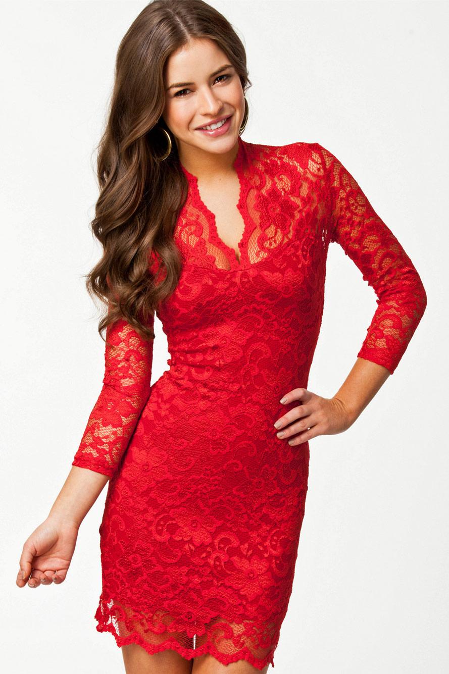 красивые гипюровые платья фото