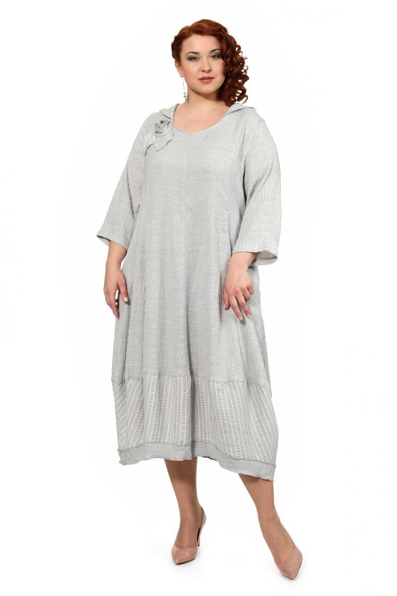платье для полных балахон фото