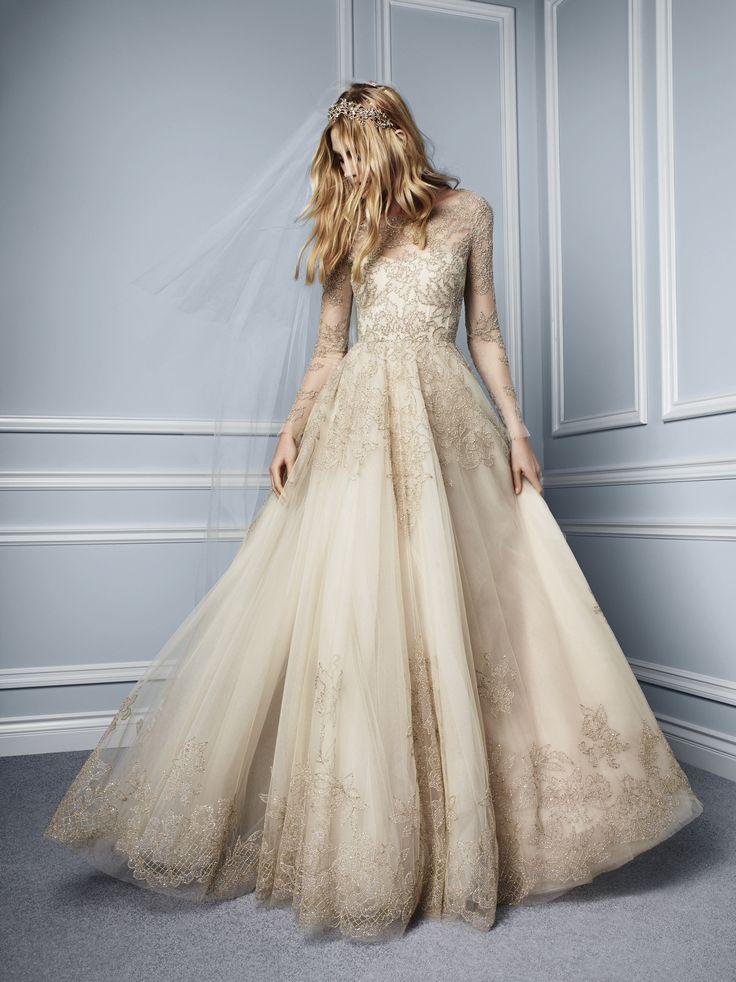 бежевое платье свадебное с рукавами
