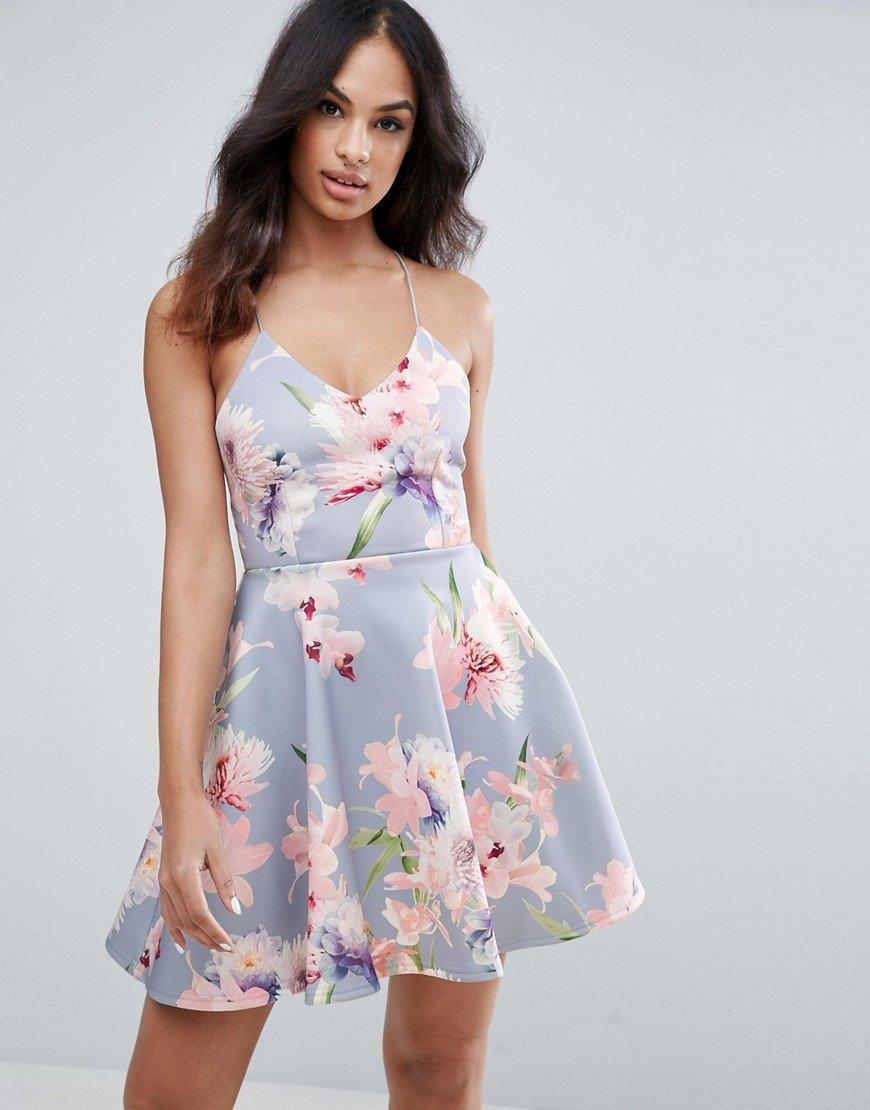короткое платье летнее фото