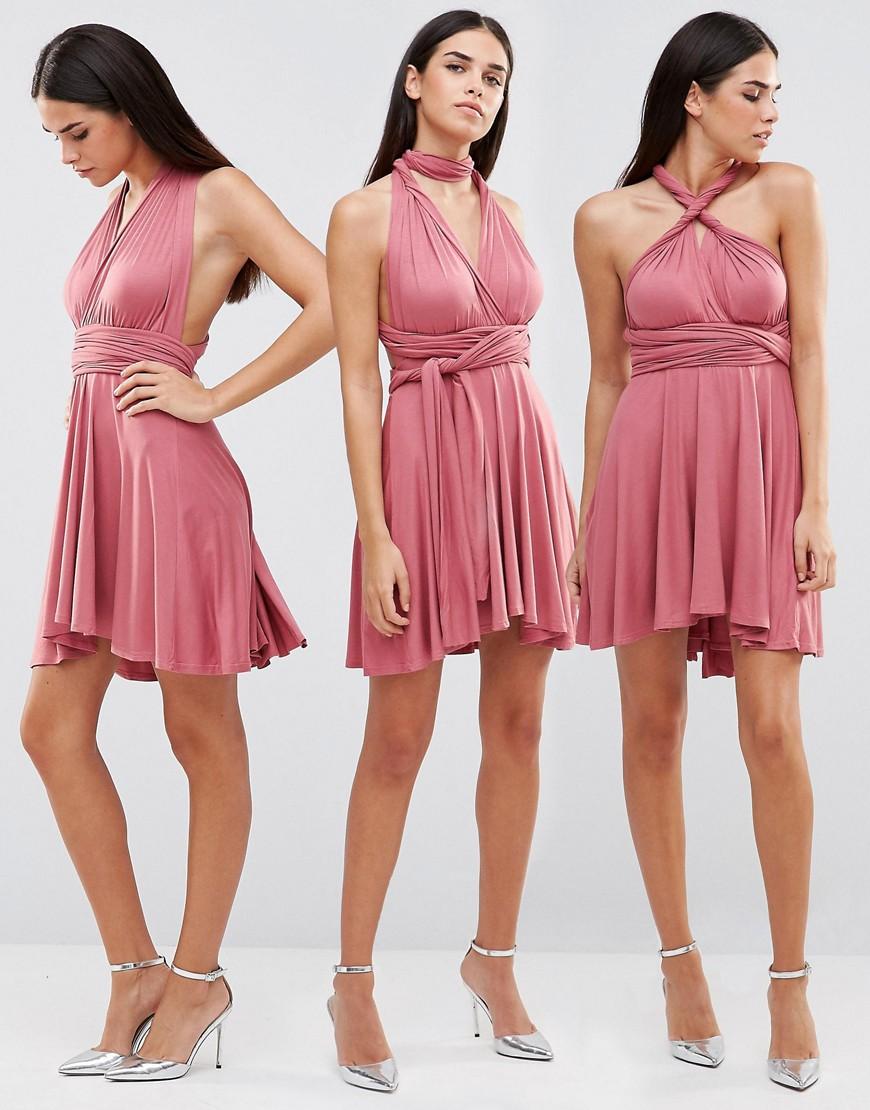 короткое платье трансформер фото