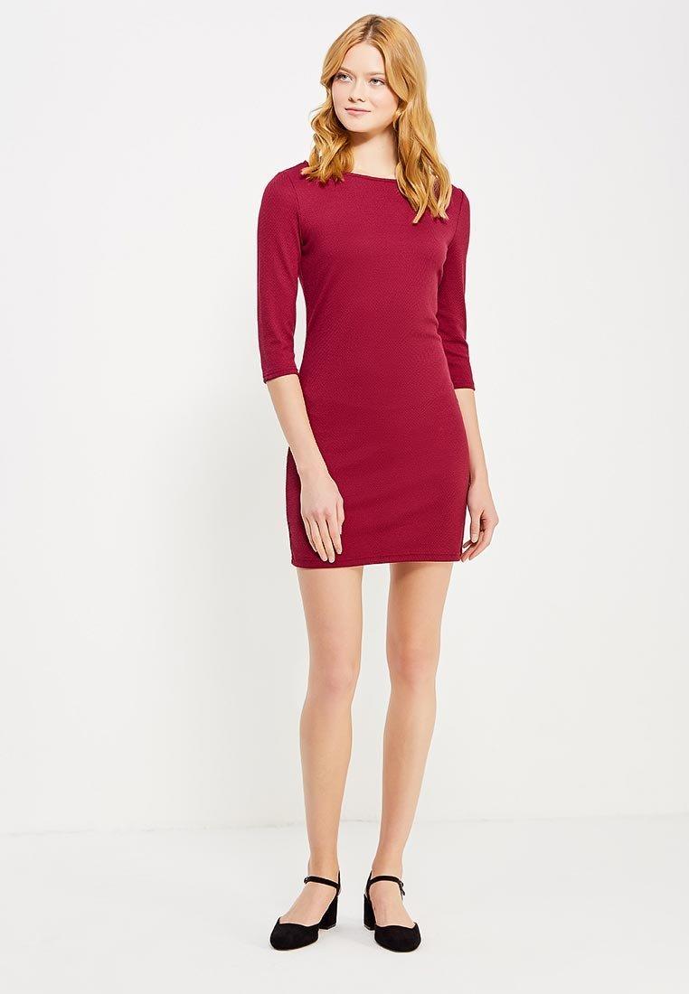 короткое платье приталенное фото
