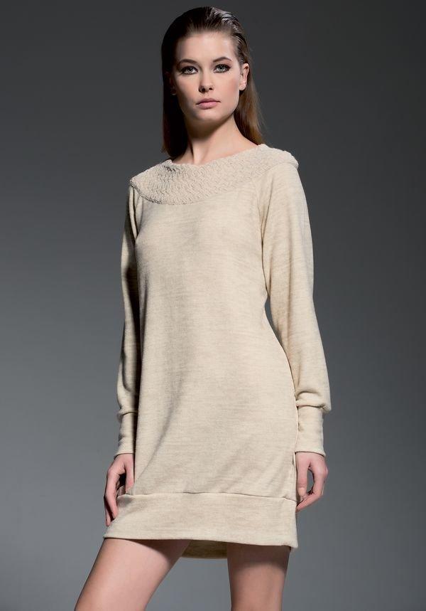 платье туника трикотаж