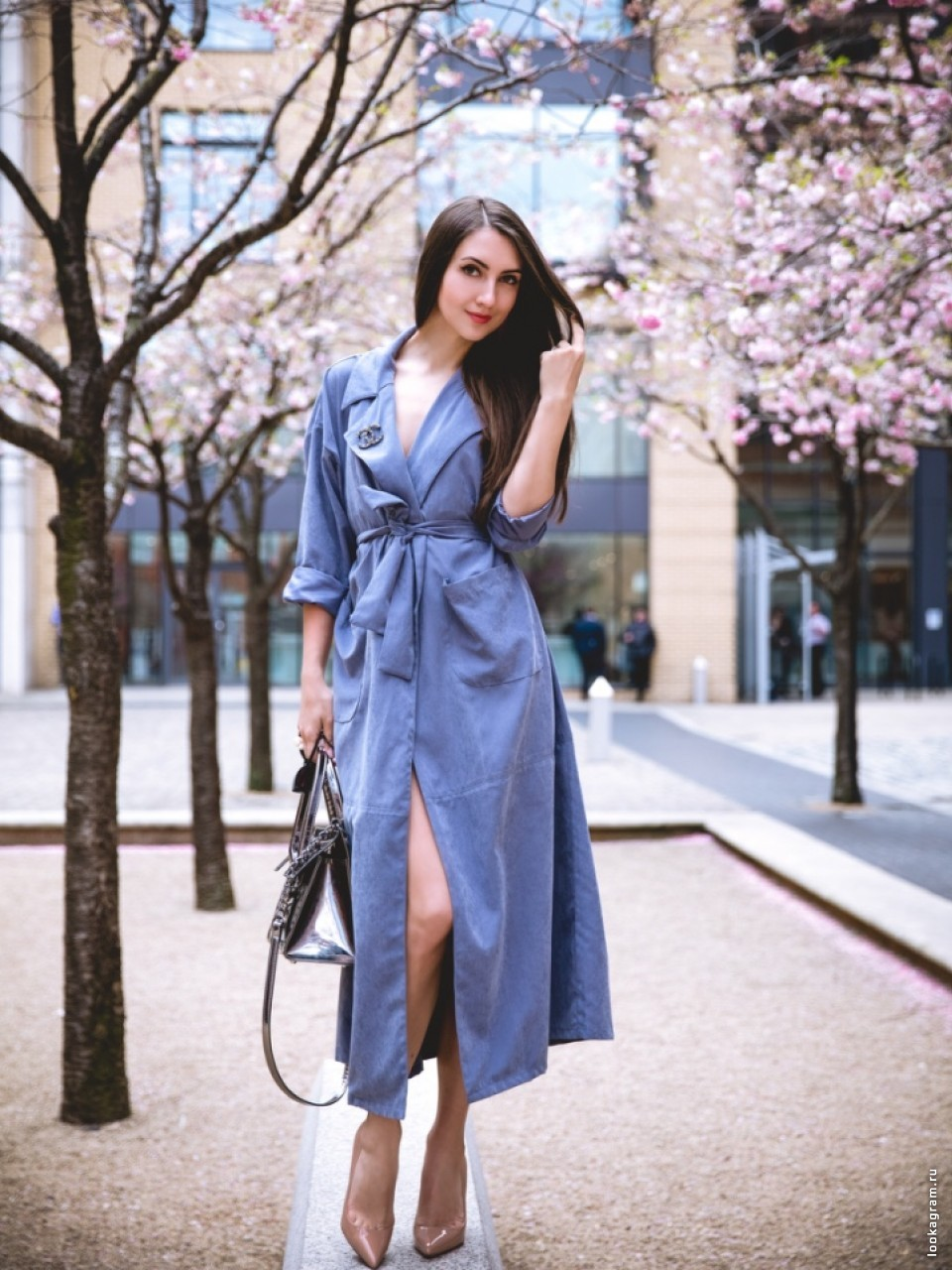 платье халат с чем носить
