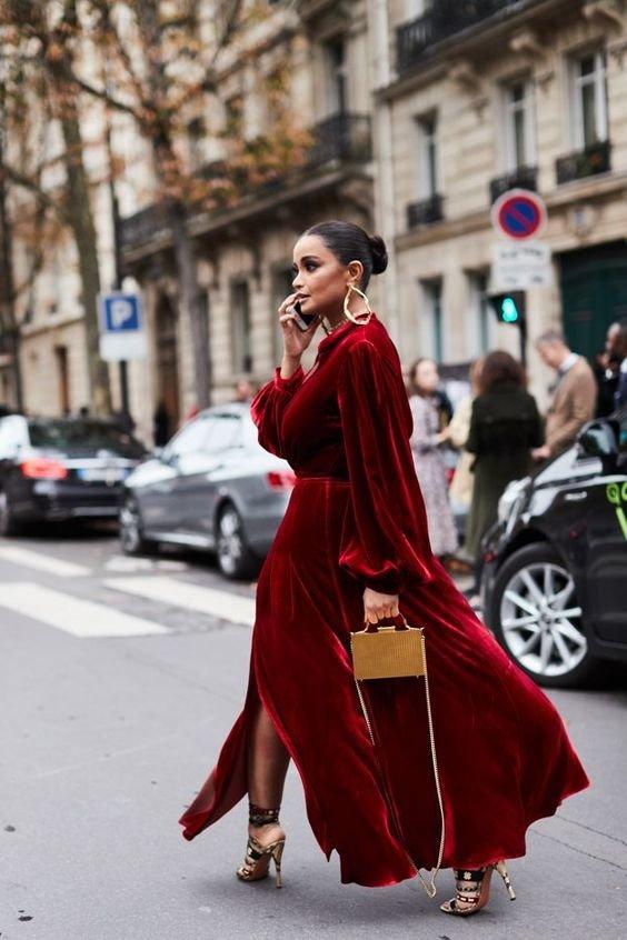 платье халат и босоножки