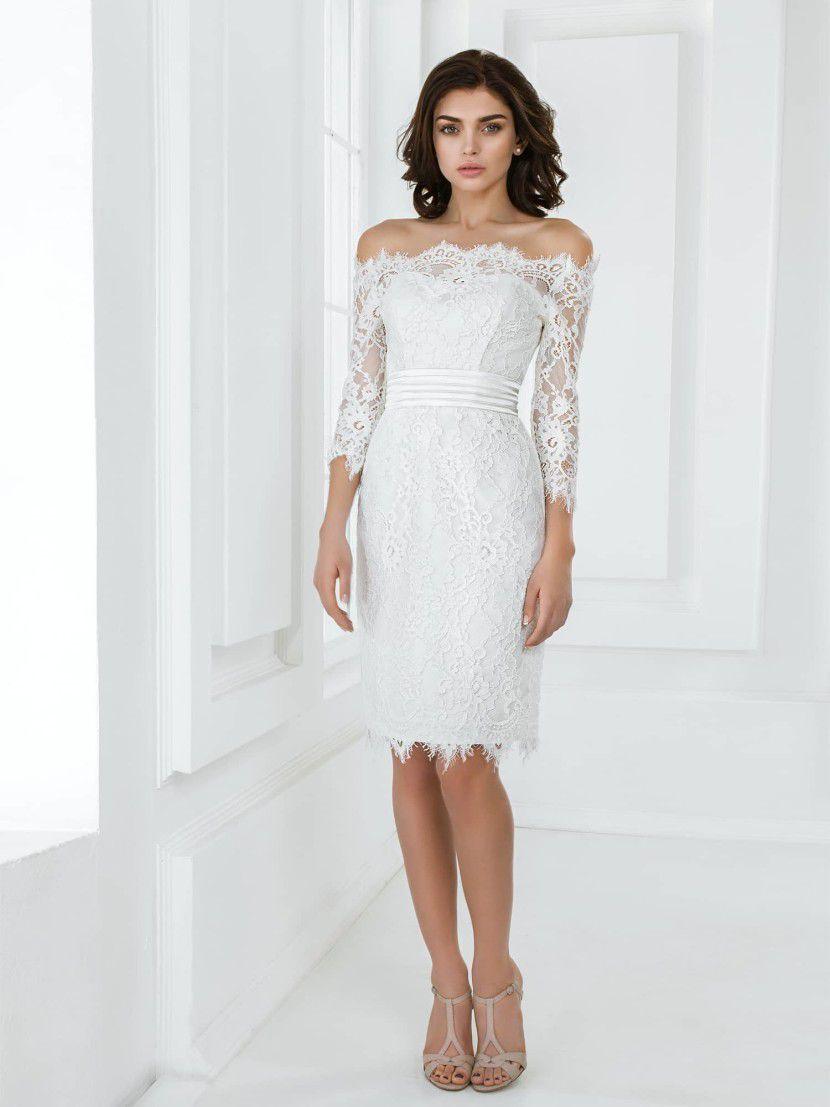 нарядное платье на свадьбу фото