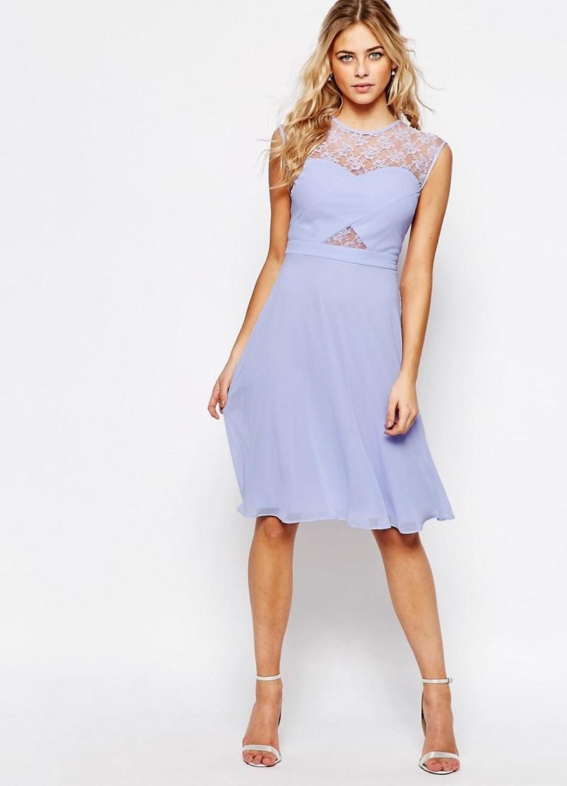 нарядное платье летнее фото