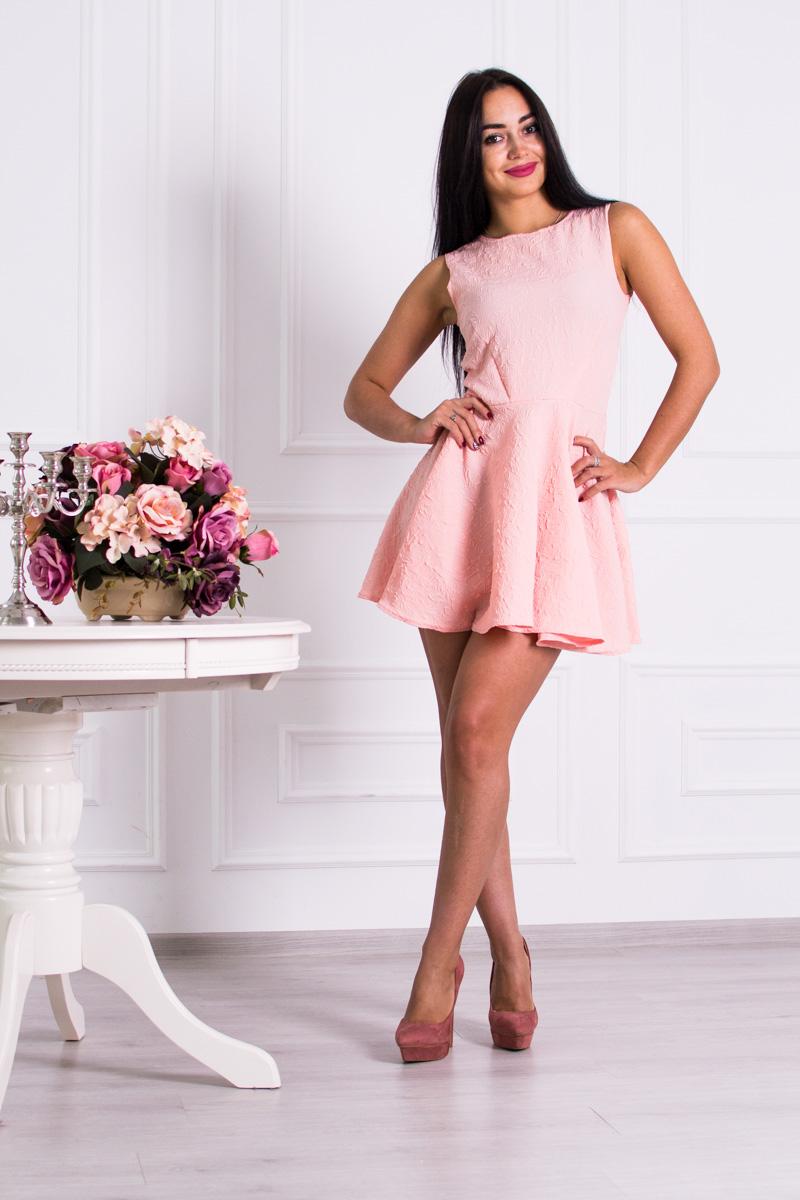 нарядное платье мини фото