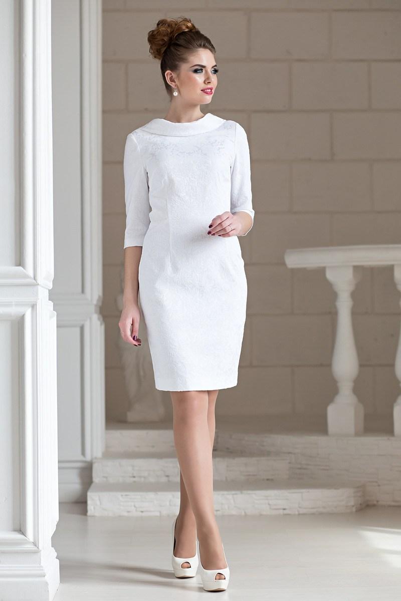 нарядное платье белое фото