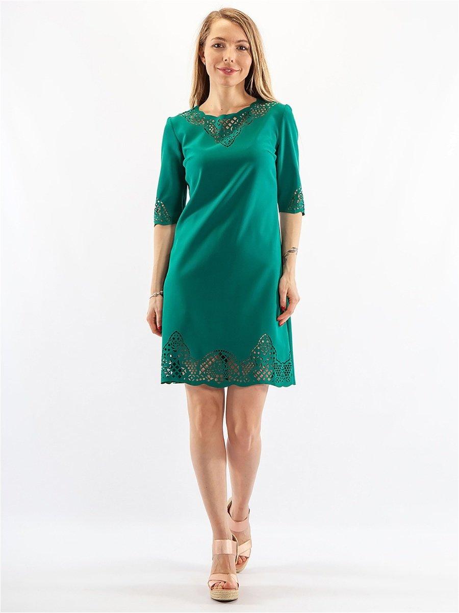 нарядное платье зеленое фото