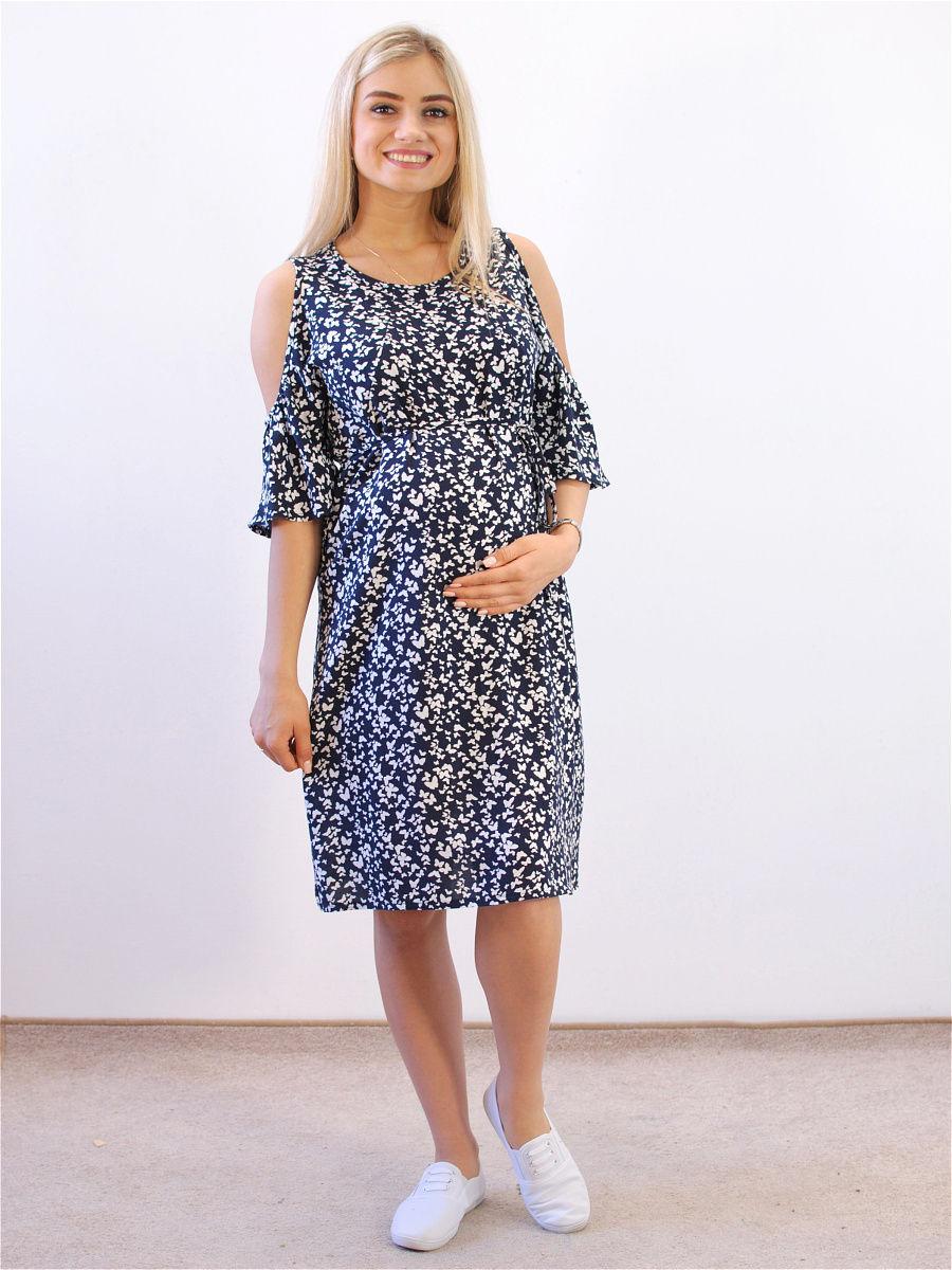 повседневное платье для беременных