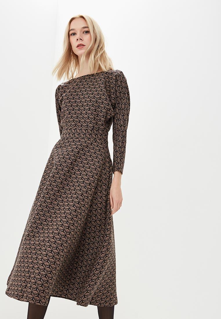 повседневное платье зимнее