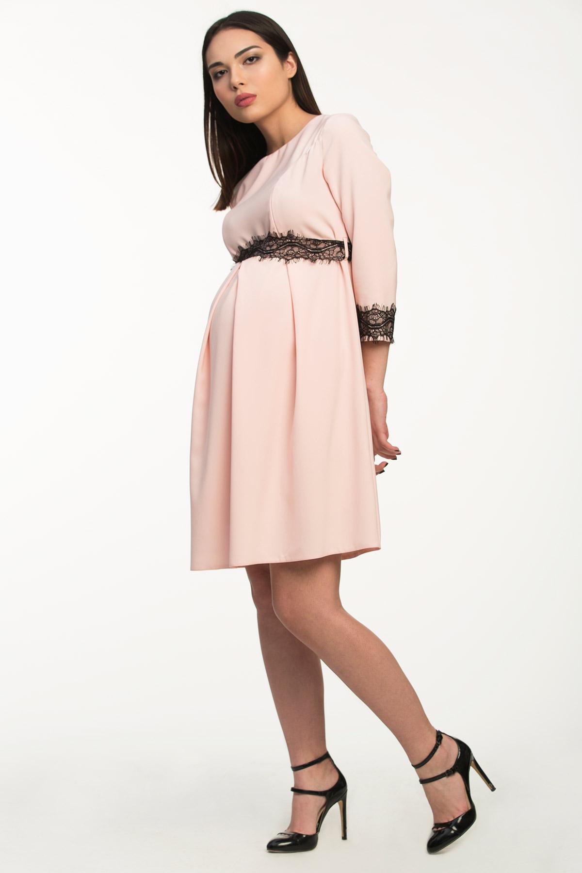 Нарядные платья для беременных фото
