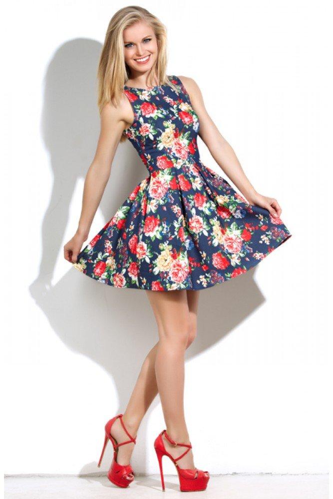 пышное платье летнее фото