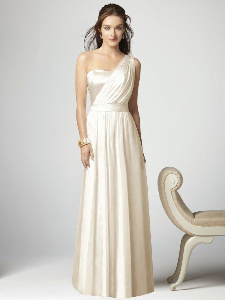 свадебное платье в греческом стиле фото