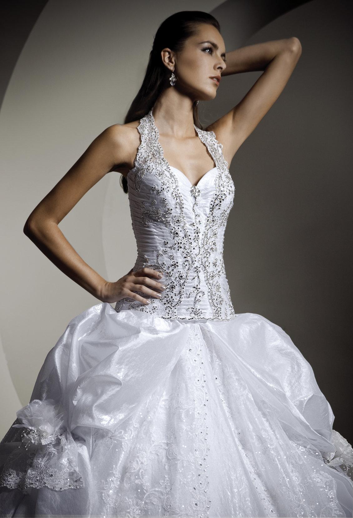 свадебные платье с корсетом фото