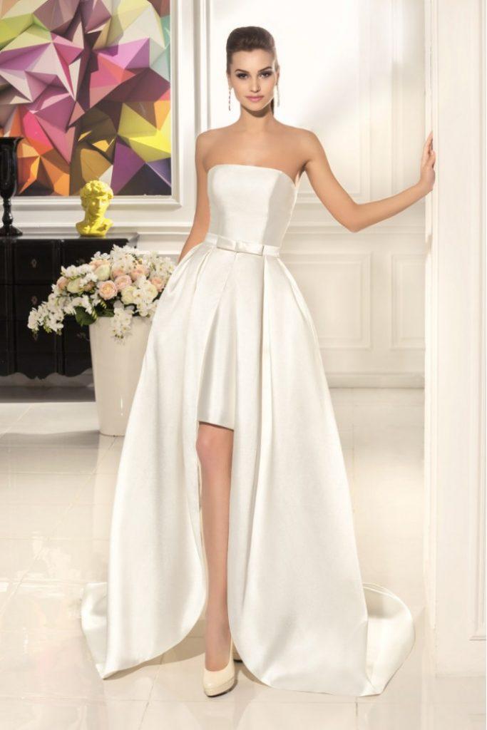 свадебные платья трансформер фото