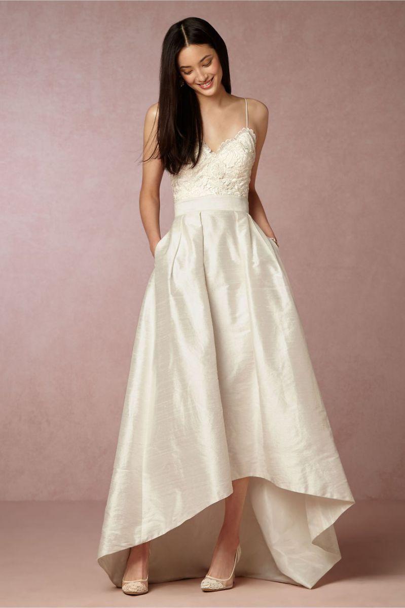свадебное платье тафта фото