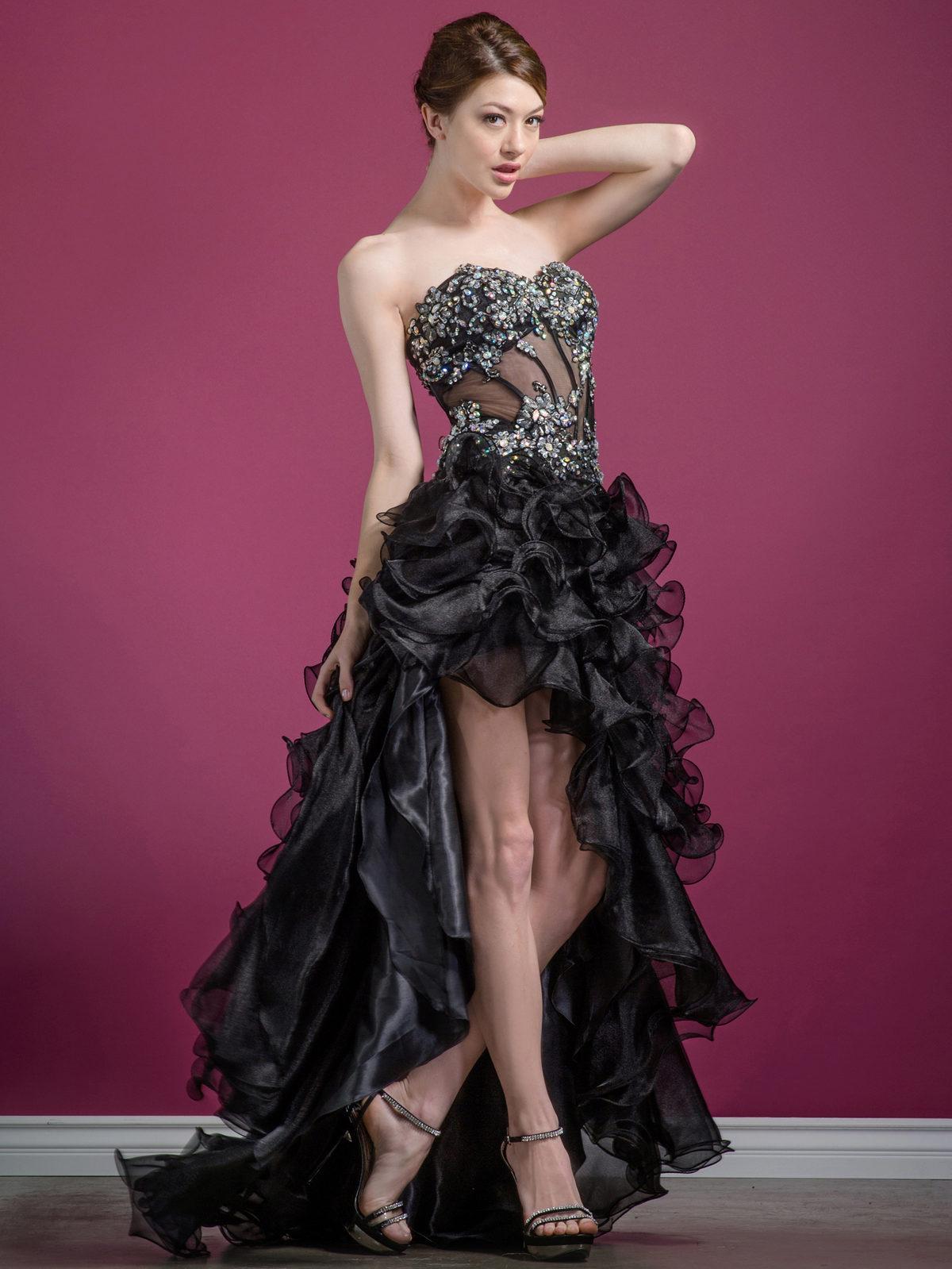 кружевное бальное платья с корсетом