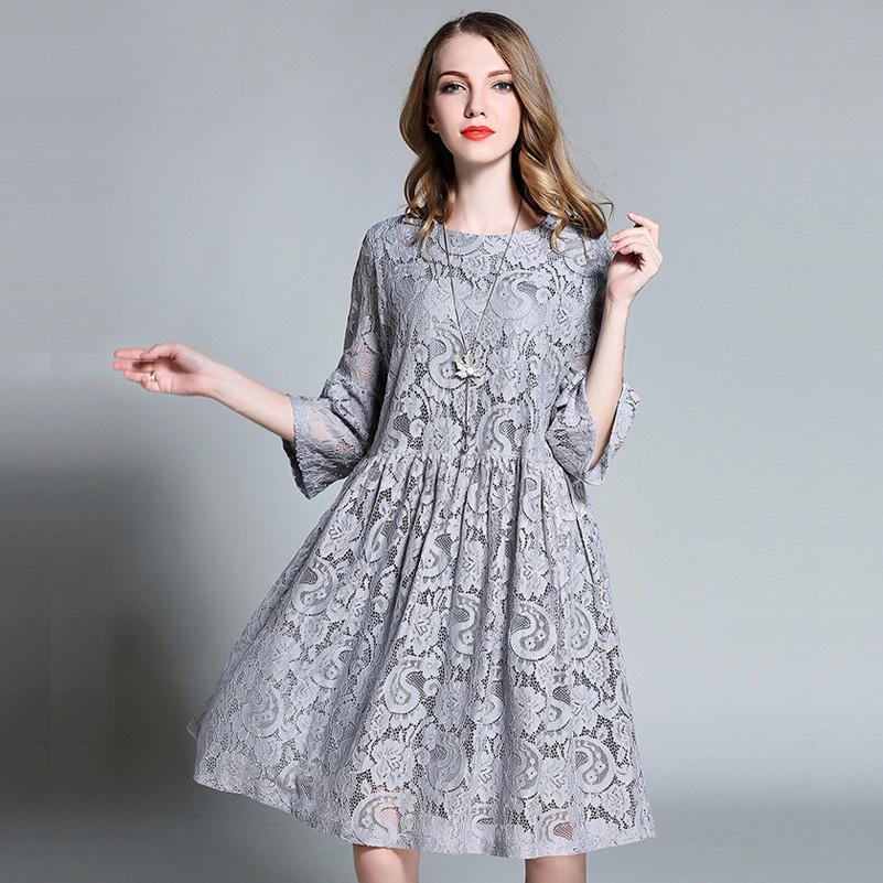 платья а силуэта в винтажном стиле