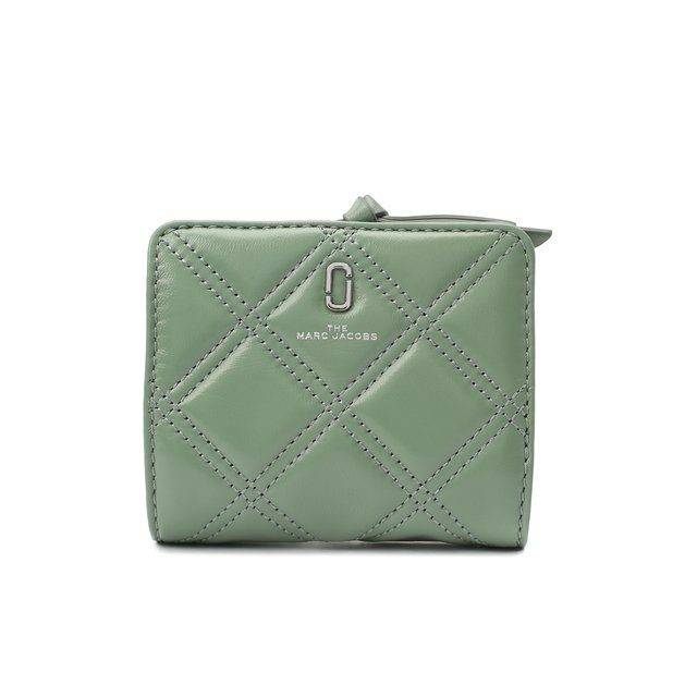 Портмоне The Quilted Softshot MARC JACOBS (THE)