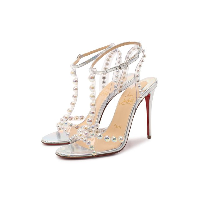 Босоножки Faridaravie 100 Christian Louboutin