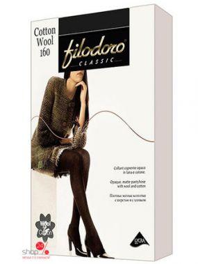Комплект колготок, 2 пары, 160 den FILODORO CLASSIC, цвет черный