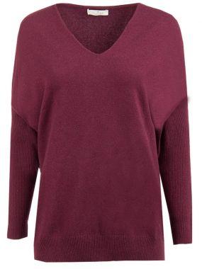 Пуловер из шерсти мериноса