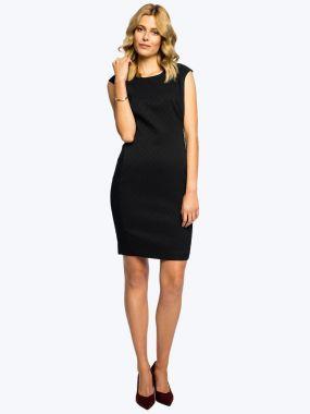 Платье POTIS&VERSO Юсти 357 В цвет тёмно-синий