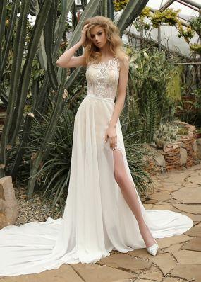Свадебное платье-трансформер ZIS016