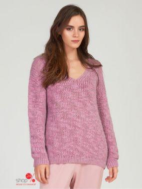 Пуловер Baon, цвет розовый