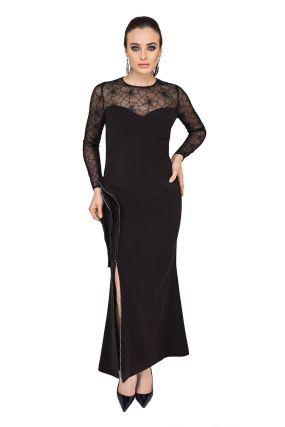 Платье MERLA Алерро цвет черный