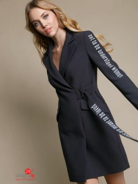 Платье Audrey Right, цвет темно-серый