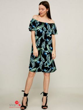 Платье ZARINA, цвет мультиколор