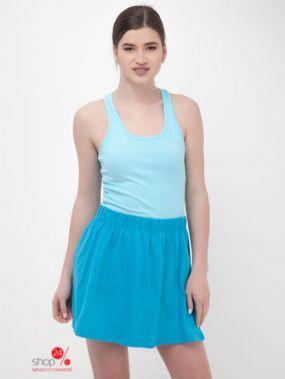 Топ Terranova, цвет голубой