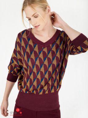 Пуловер TRUCCO, цвет мультиколор