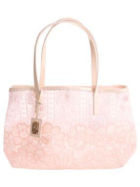 Кружевная сумка-тоут